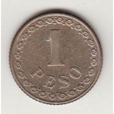 1 песо, Парагвай, 1925