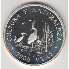 2000 песет, Испания, 1994