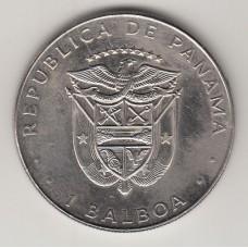 1 бальбоа, Панама, 1983