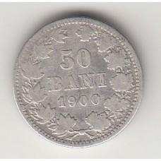 50 бани, Румыния, 1900