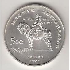 500 форинтов, Венгрия, 1990