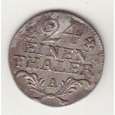 1/24 талера, Пруссия, 1782