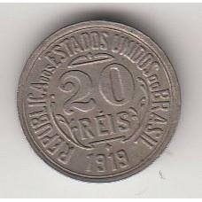 20 рейсов, Бразилия, 1919