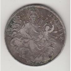 1 талер, Бавария, 1756