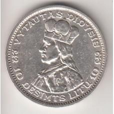 10 литов, Литва, 1936