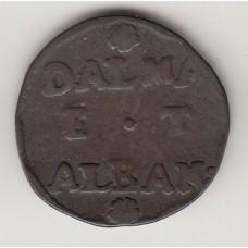 2 сольдо, Далмация, 1610