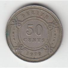 50 центов, Белиз, 1979