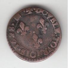 2 турнуа, Франция, 1628