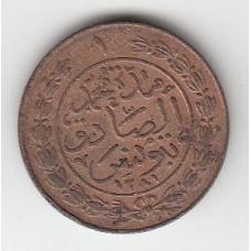 1 харуб, Тунис, 1862