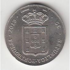 5 евро, Португалия, 2013