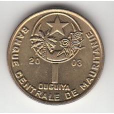 1 угия, Мавритания, 2003