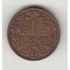 1 цент, Кюрасао, 1944, albonumismatico.su