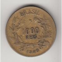 1000 рейсов, Бразилия, 1928