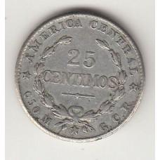 25 сентимо, Коста-Рика, 1924albonumismatico.su
