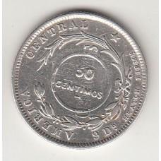 50 сентаво, Коста-Рика, 1923albonumismatico.su