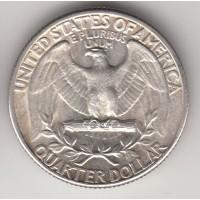 1/4 доллара, США, 1944