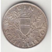 1 шиллинг, Австрия, 1924