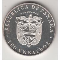 1 бальбоа, Панама, 1982