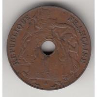 1 цент, Французский Индокитай, 1930