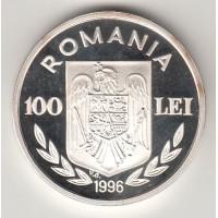 100 лей, Румыния, 1996