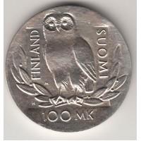 100 марок, Финляндия, 1990