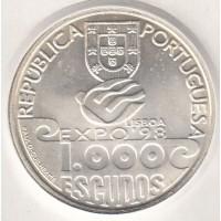1000 эскудо, Португалия, 1999