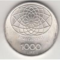 1000 лир, Италия, 1970