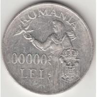 10000 лей, Румыния, 1946