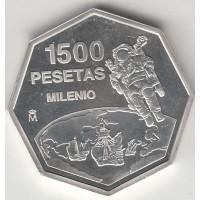 1500 песет, Испания, 1999