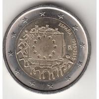 2 евро, Испания, 2015