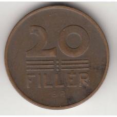 20 филлеров, Венгрия, 1947