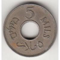 5 милей, Палестина, 1935