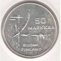 50 марок, Финляндия, 1982