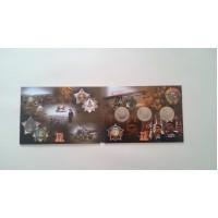 альбом для монет в честь 70-летия Победы (Биметалл)