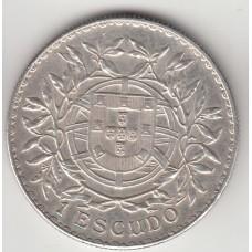 1 эскудо, Португалия, 1915