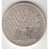 100 франков, Франция, 1982