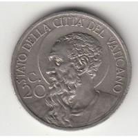 20 сентесимо, Ватикан, 1930