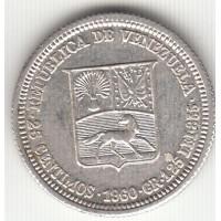 25 сентаво, Венесуэла, 1960