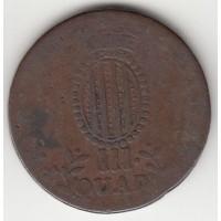3 кварта, Каталония, 1812