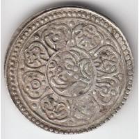 1 тангка, Тибет, 1912-1922