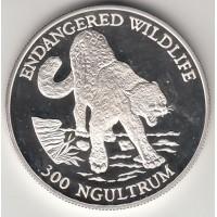 300 нгултрум, Бутан, 1991