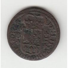 2 мараведи, Испания, 1720