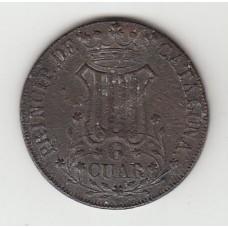 6 кварт, Барселона, 1841