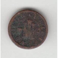 4 мараведи, Испания, 1663