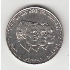 1/2 песо, Доминиканская республика, 1986