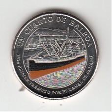 1 кварто бальбоа, Панама, 2016