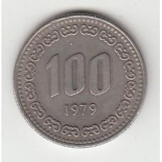 100 вон,Южная Корея, 1979