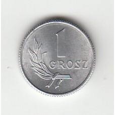 1 грош, Польша, 1949