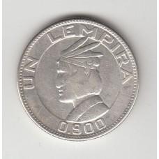 1 лемпира, Гондурас, 1937