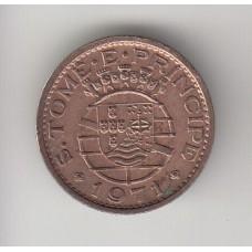 50 сентаво, Сан-Томе и Принсипи, 1971